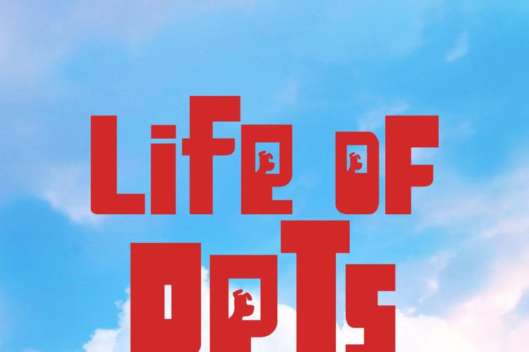 Life of Pets Font