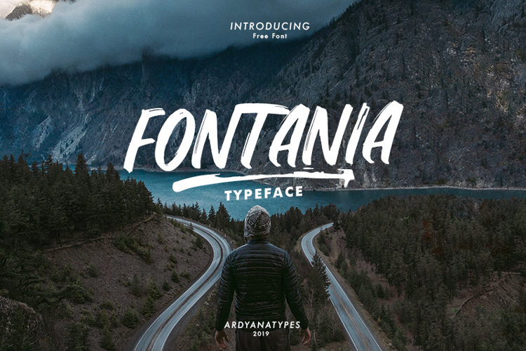 Fontania Font