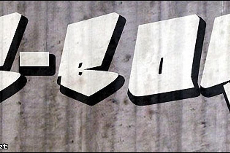 Bboy Font