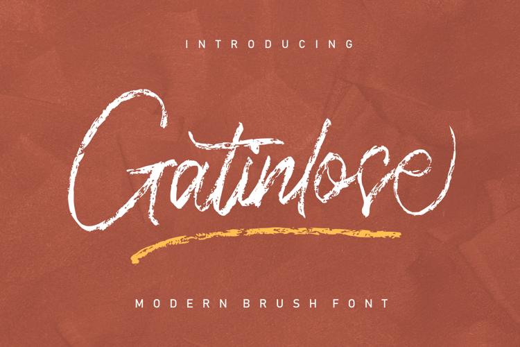 Gatinlose Font