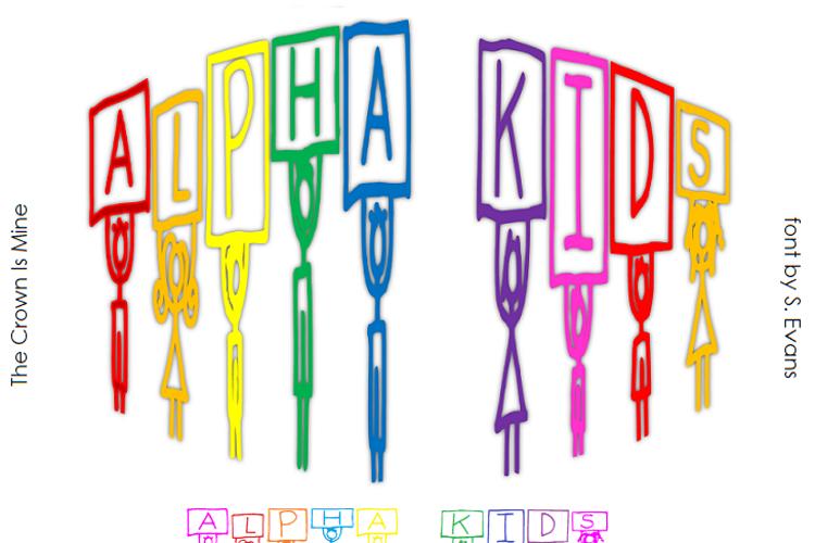 Alpha Kids Font