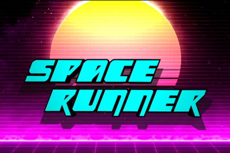 Space Runner Font