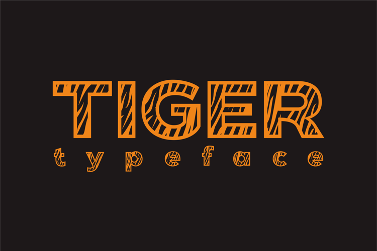 Tiger Font