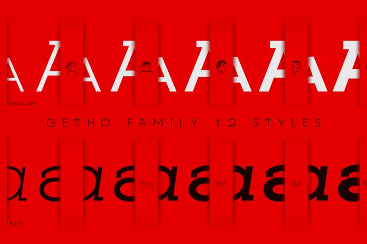 Getho Font
