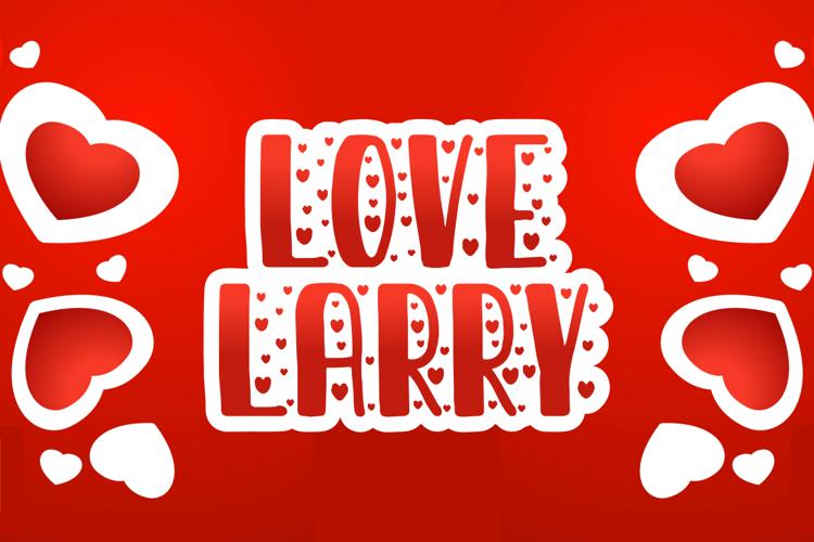 love larry Font