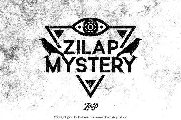 Zilap Mistery Font