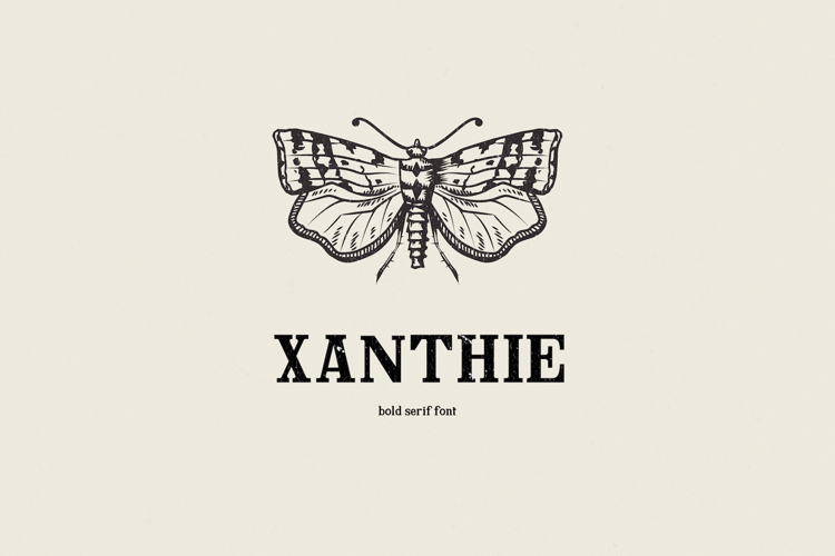 Xanthie Font