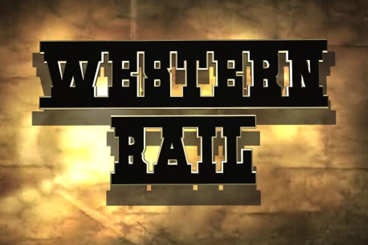 Western Rail Font
