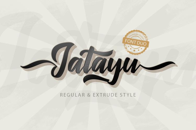 Jatayu Font
