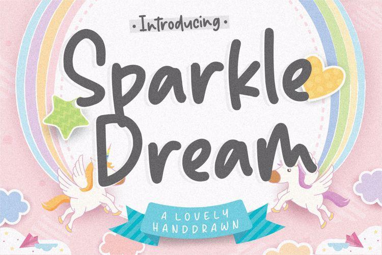 Sparkle Dream Font