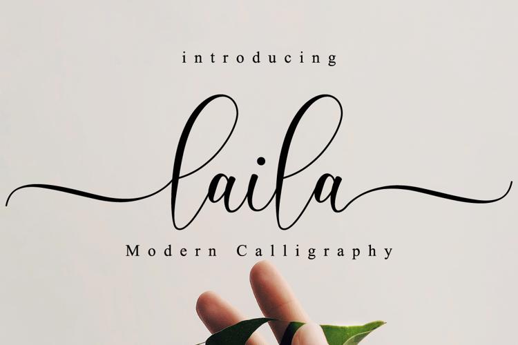 Laila Font