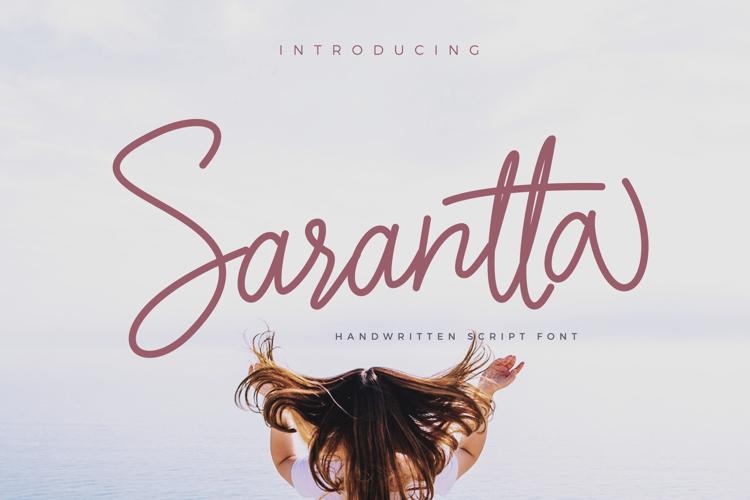 Sarantta Font