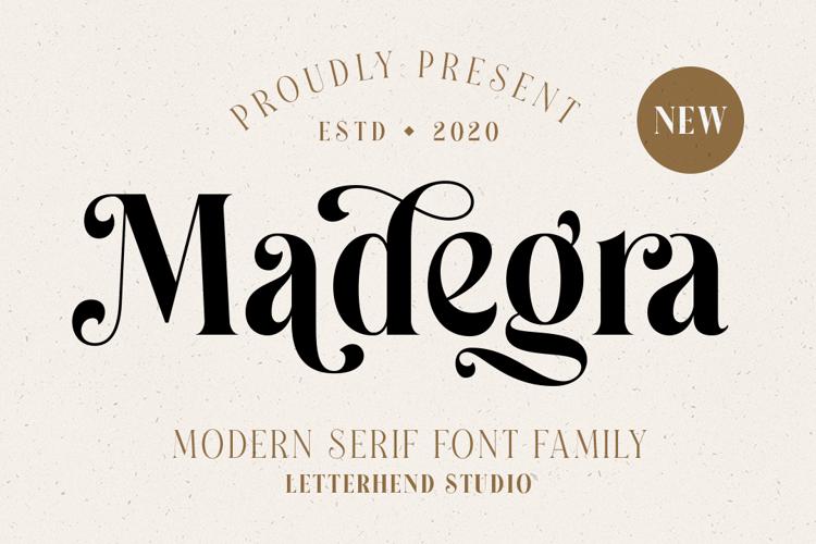 Madegra Font