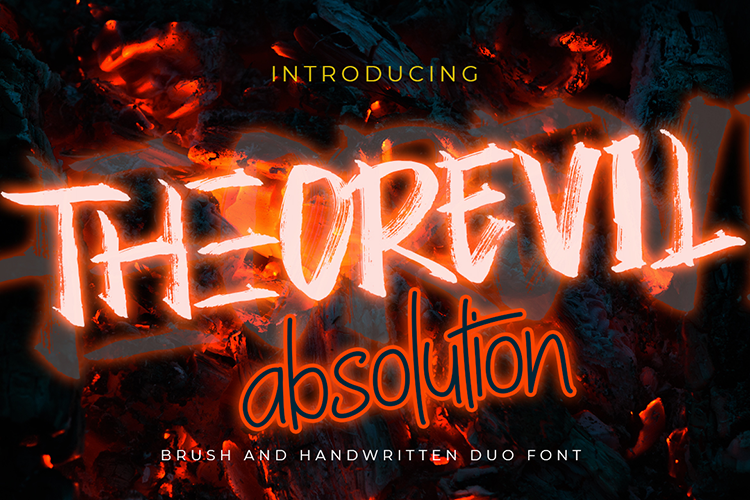 Absolution Font