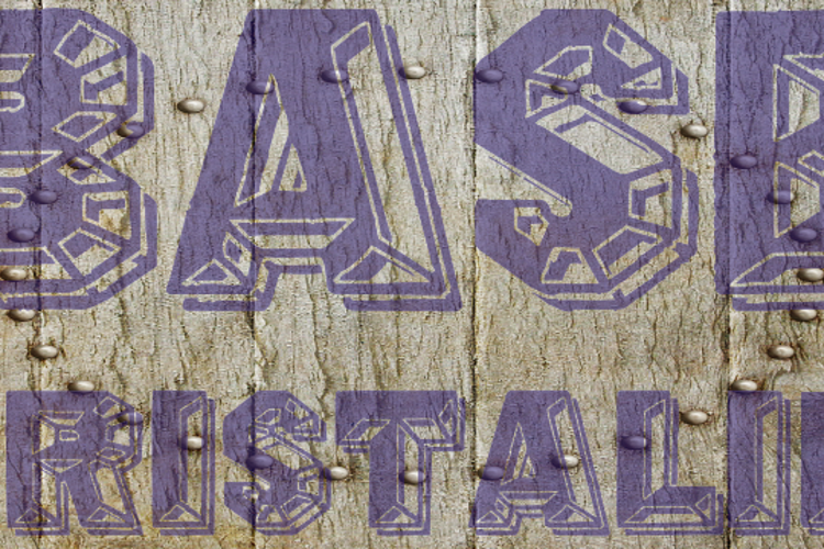 Cristalid Font