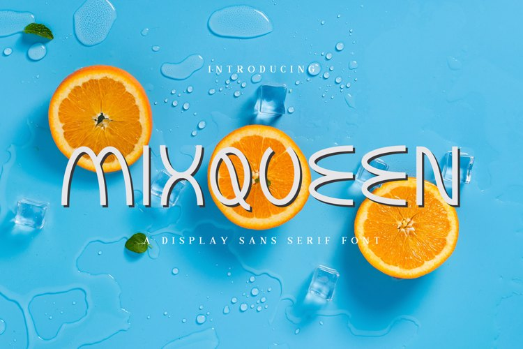 Mixqueen Font