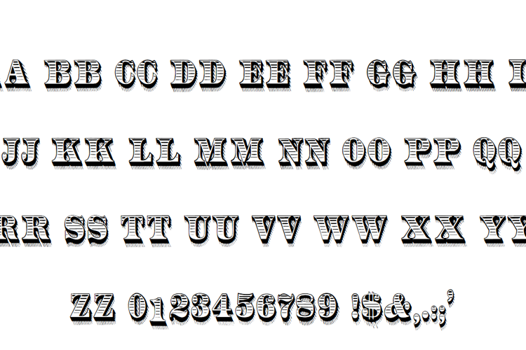 Radiant Antique Font