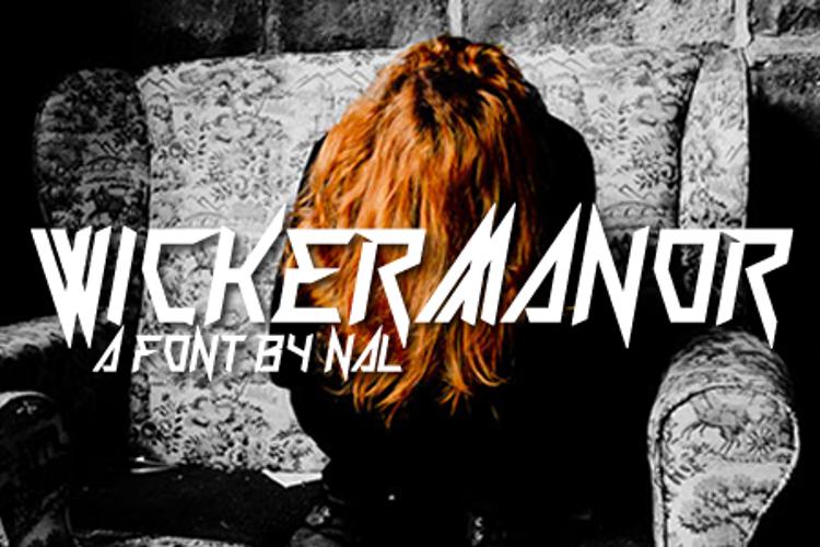 Wickermanor Font