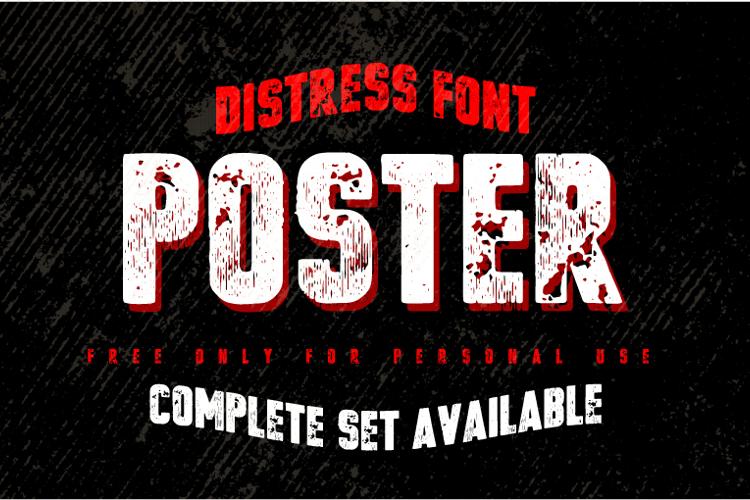 vtks poster Font