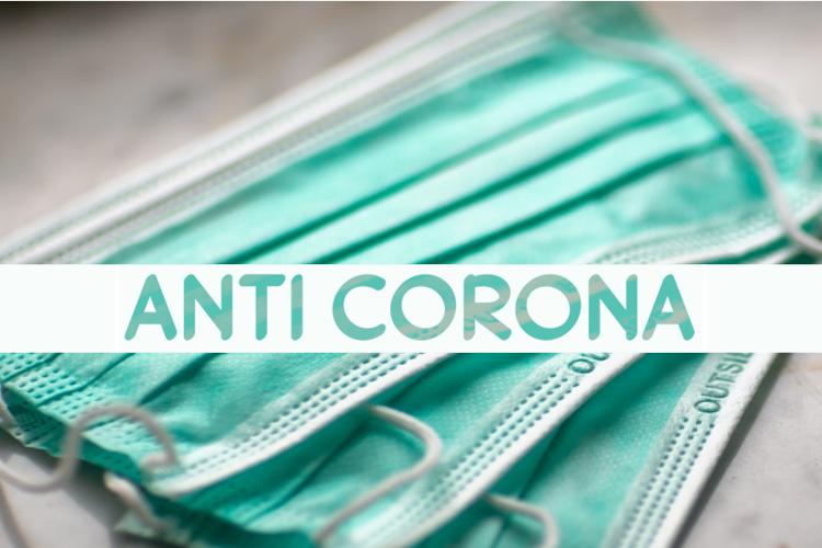a Anti Corona Font