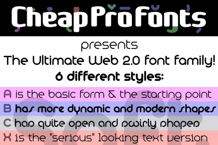 Geometry Soft Pro Font