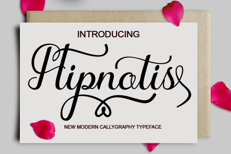 hipnotis Font