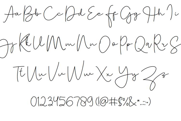Tallitha Font