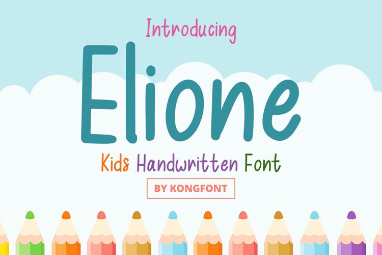 Elione Font