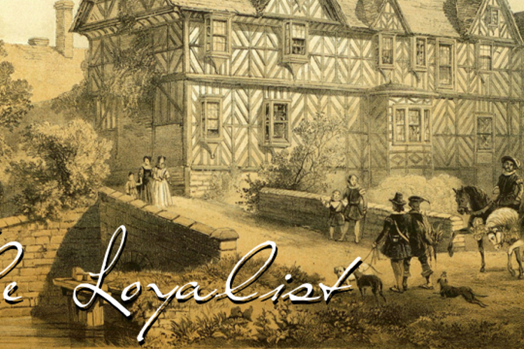 The Loyalist Font
