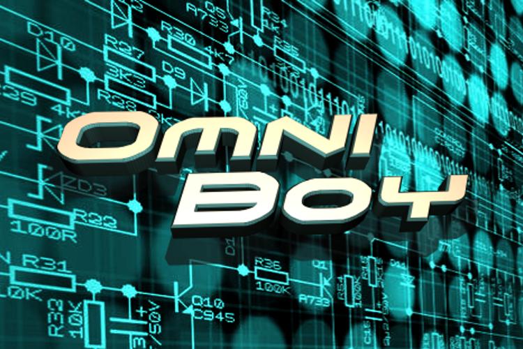 Omni Boy Font