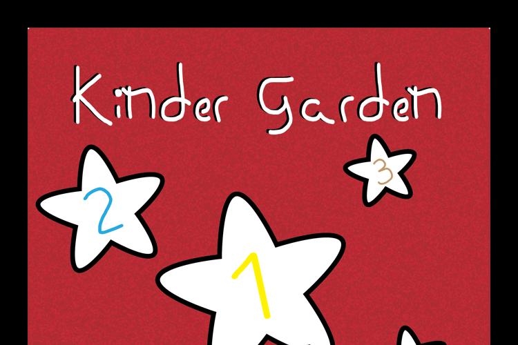 kinder garden Font