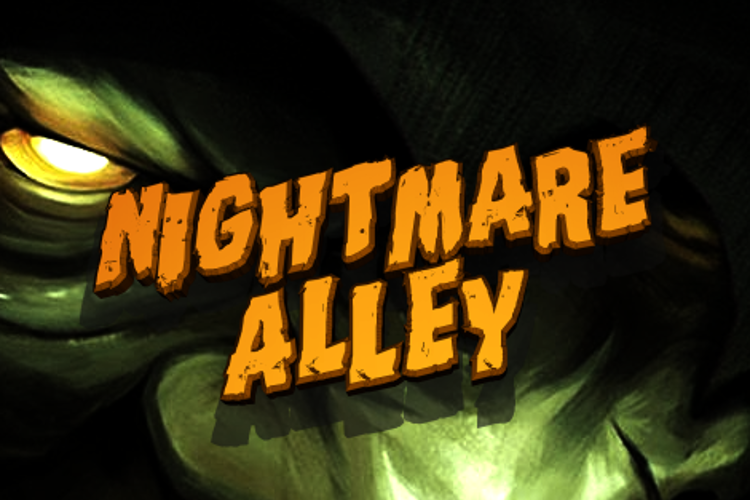 Nightmare Alley Font