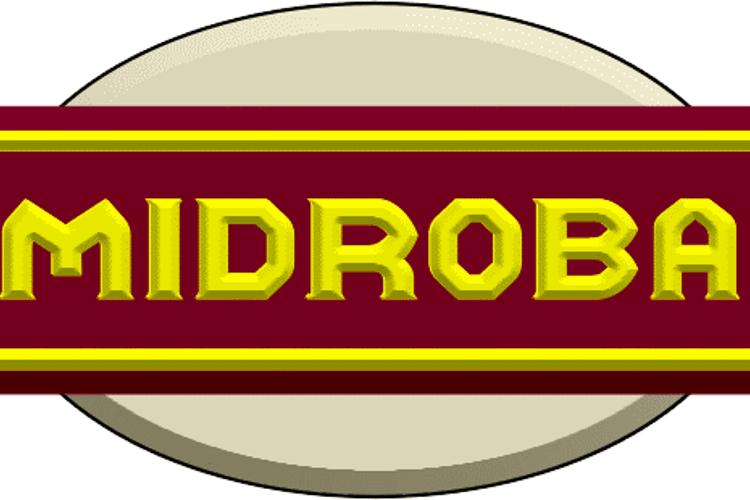 Midroba Font
