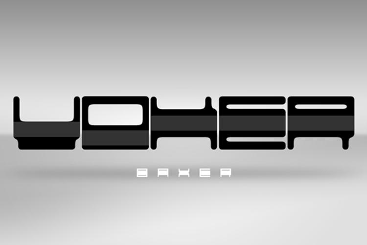 Voker baxer Font