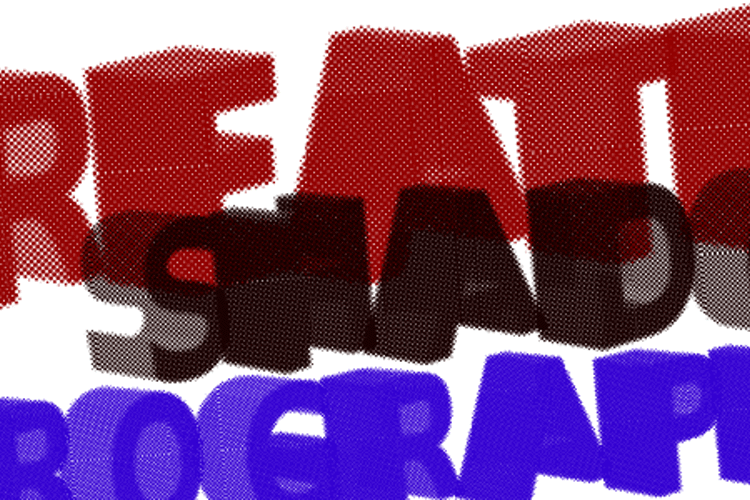 GreaterShadow Font