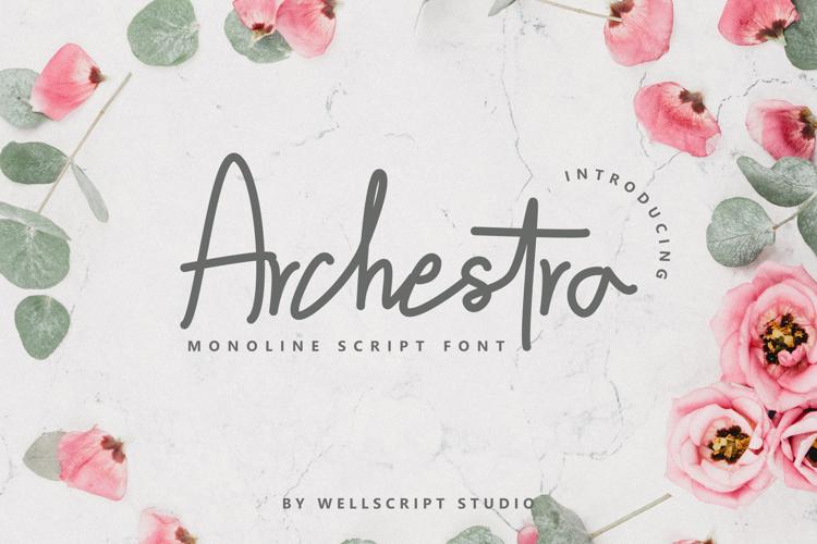 Archestra Font