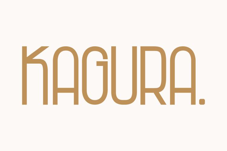 Kagura Font