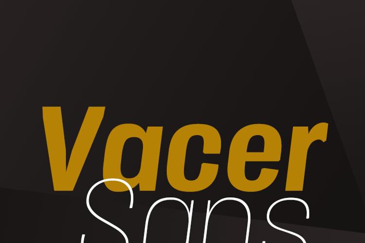Vacer Sans Font