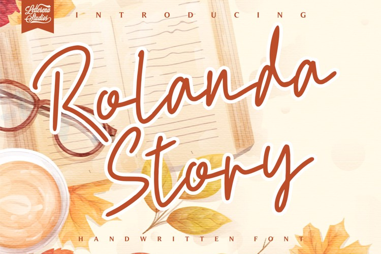 Rolanda Story Font