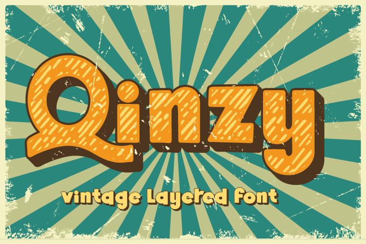 Qinzy Font