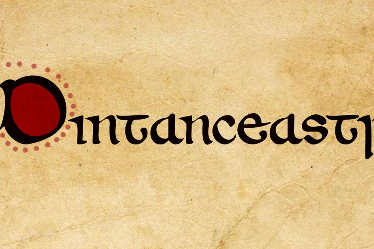 Wintanceastre DEMO Font