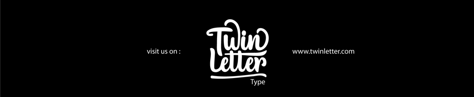 twinletter background