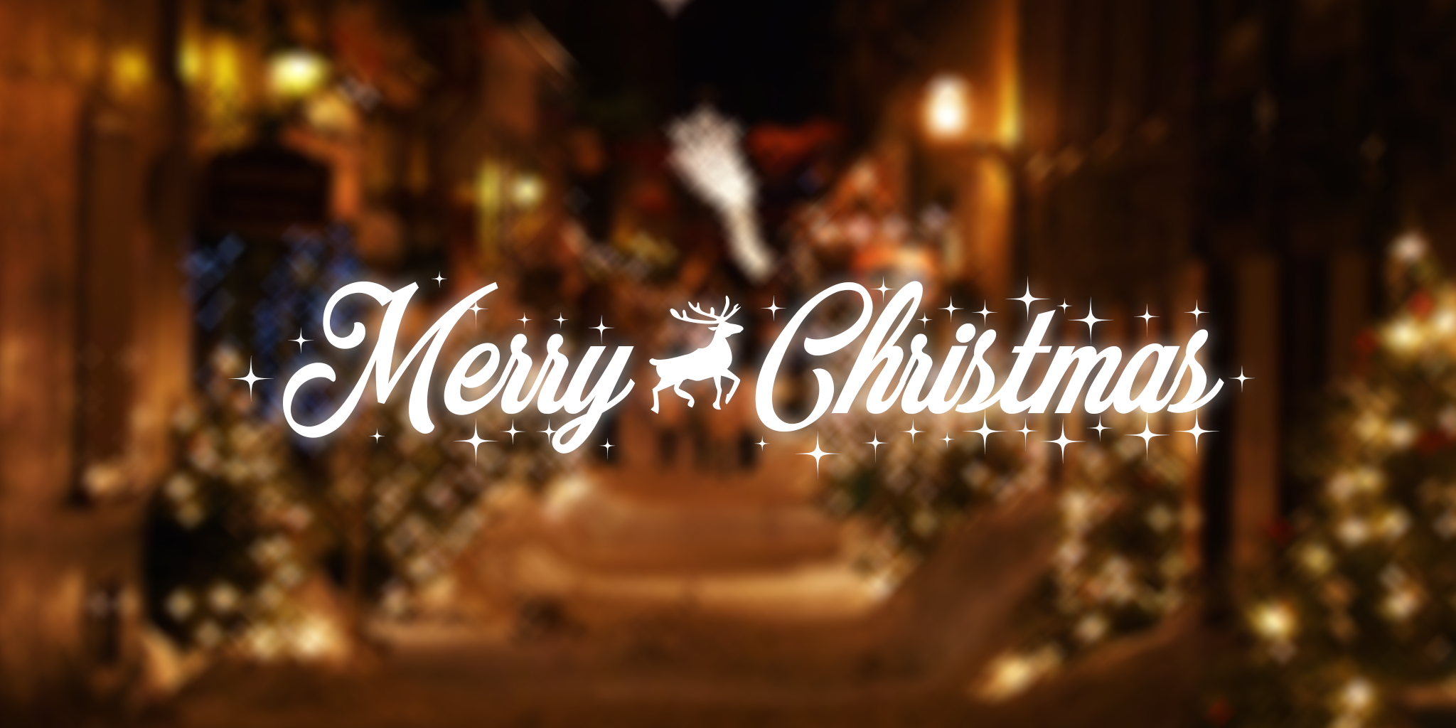 Merry Christmas Font Family (2 styles